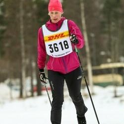 Skiing 30 km - Anna Näslund (3618)