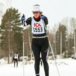 Skiing 30 km - Erica Imeson (3553)