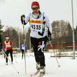Skiing 30 km - Agnieszka Tolf (4335)