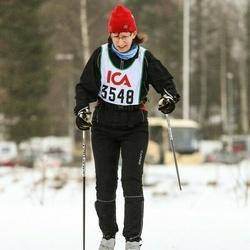 Skiing 30 km - Ulrika Lanner (3548)