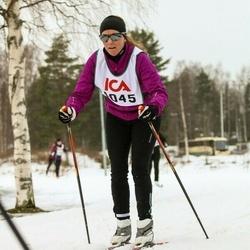 Skiing 30 km - Anna Karis (4045)