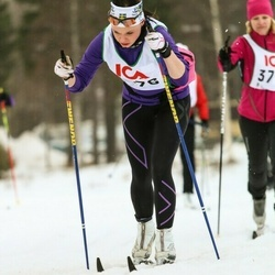 Skiing 30 km - Stina Andersson (4076)