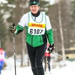 Skiing 30 km - Agneta Bergelin (6107)