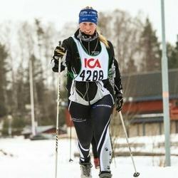 Skiing 30 km - Elin Nylund (4288)