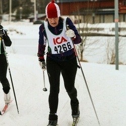 Skiing 30 km - Charlotta Zetterström (4266)