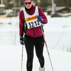 Skiing 30 km - Jenny Lidin (3212)