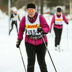 Skiing 30 km - Emelie Johansson (4354)