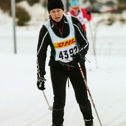 Skiing 30 km - Ida Alfredsson (4392)