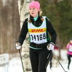Skiing 30 km - Catrin Delin (14169)
