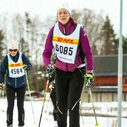 Skiing 30 km - Åsa Burström (4085)