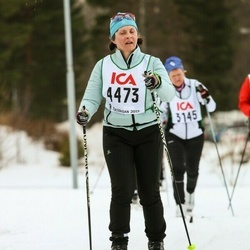 Skiing 30 km - Eva Jaktlund (4473)