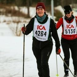 Skiing 30 km - Glädje Maria Olson (4264)