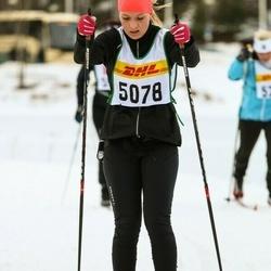 Skiing 30 km - Karin Stensson (5178)