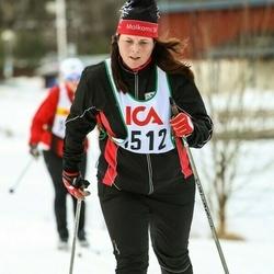 Skiing 30 km - Jennie Lindborg (5512)