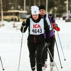 Skiing 30 km - Pernilla Ållas (4643)