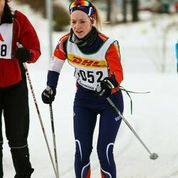 Skiing 30 km - Elin Mattsson (3052)
