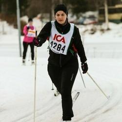 Skiing 30 km - Ulrika Åkerlund (4284)