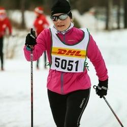 Skiing 30 km - Johanna Ballhausen Jonsson (5051)