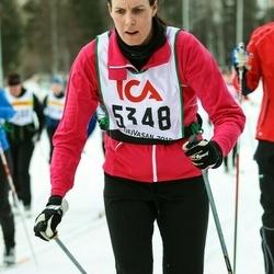 Skiing 30 km - Åsa Kärnebro (5348)
