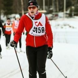 Skiing 30 km - Veronica Einan (5158)