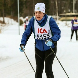 Skiing 30 km - Elisabeth Nilsson (5353)