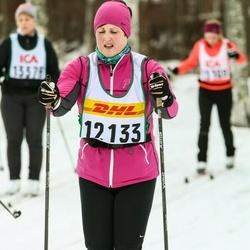 Skiing 30 km - Christina Vainikka (12133)