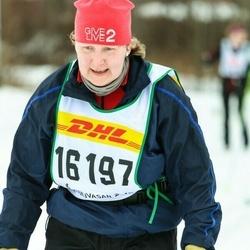 Skiing 30 km - Christina Forsman Karlsson (16197)