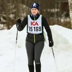 Skiing 30 km - Charlotta Olsson (15169)