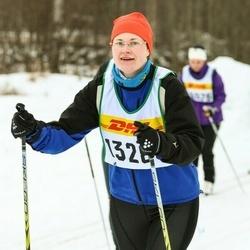 Skiing 30 km - Amanda Tollesson (13280)