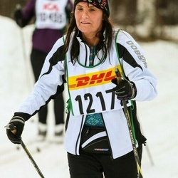 Skiing 30 km - Elisabet Olsson (12172)