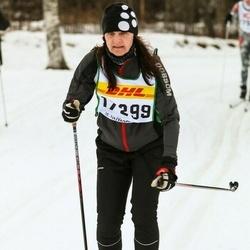 Skiing 30 km - Janette Ojala (17299)