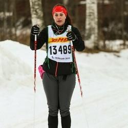 Skiing 30 km - Alexandra Niklasson (13489)