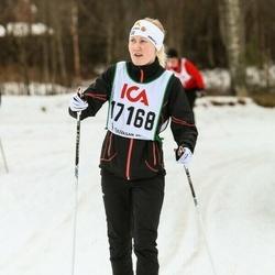 Skiing 30 km - Elin Bergkvist (17168)