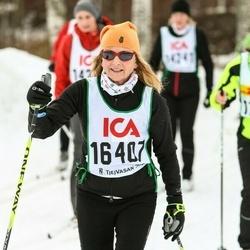 Skiing 30 km - Carin Bauer Silfverhielm (16407)