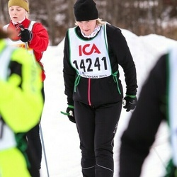 Skiing 30 km - Ellinor Åsén (14241)