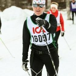 Skiing 30 km - Jeanette Elm (16097)