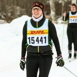 Skiing 30 km - Jennie Logg (15441)