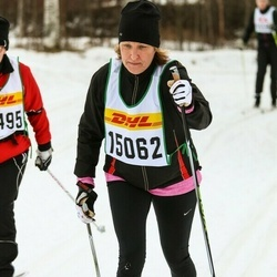Skiing 30 km - Åsa Forsgren (15062)