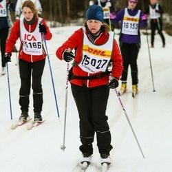 Skiing 30 km - Carina Almkvist (15027)