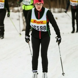Skiing 30 km - Elin Lind (16598)
