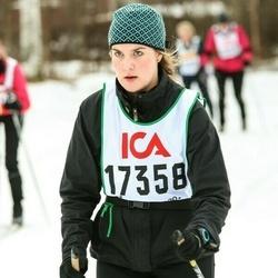 Skiing 30 km - Ida Åberg (17358)