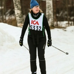 Skiing 30 km - Cathrine Karlsson (15332)