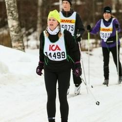 Skiing 30 km - Camilla Larsson (14499)