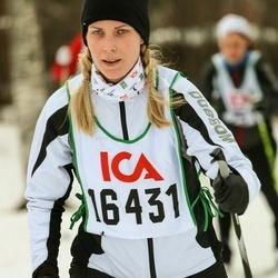 Skiing 30 km - Jenny Gröhn (16431)