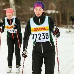 Skiing 30 km - Caroline Schramm (17239)