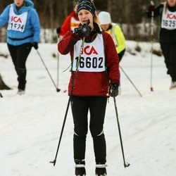 Skiing 30 km - Charlotta Löfstedt (16602)