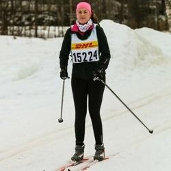 Skiing 30 km - Åsa Bergman (15524)