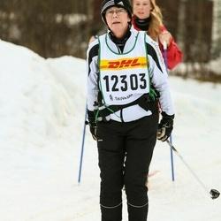 Skiing 30 km - Agneta Ögren (12303)