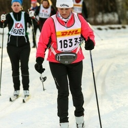 Skiing 30 km - Erja Turunen (16333)