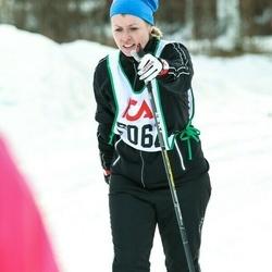 Skiing 30 km - Caroline Von Knorring (16062)